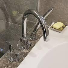 Crestial Vision A 3 Hole Deck Mtd Bath Mixer