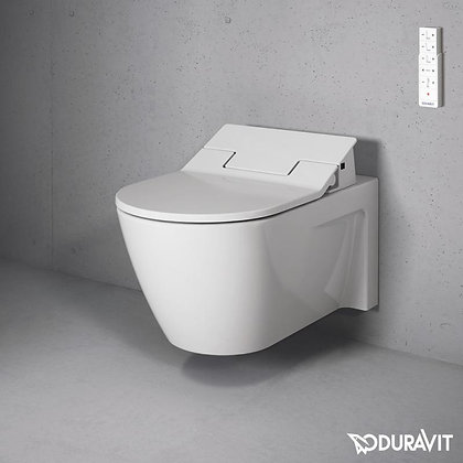 Duravit Starck 2 Wall Mounted Toilet 253959