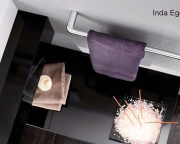 Inda Ego Towel Bar
