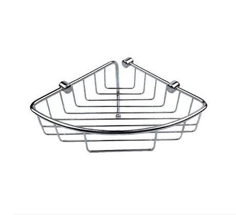 Crestial Essentials Corner Shower Basket - A05311