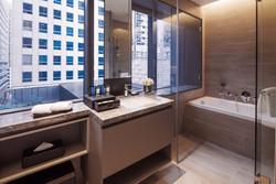 Bathrooms @ Oakwood Premier