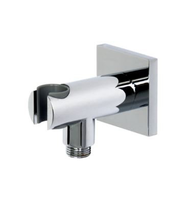 Crestial Vita Shower Wall Union w/ Shower Holder C28231