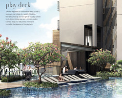 Luxurious common facilities