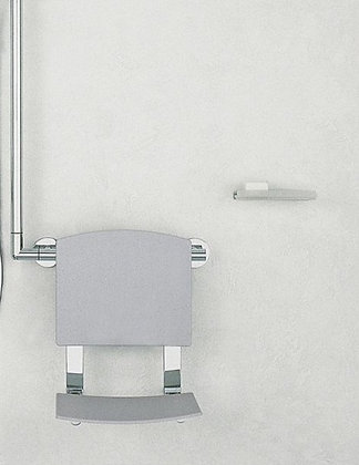 Keuco Plan Care L-Grab Bar 34906 (left/right hand)