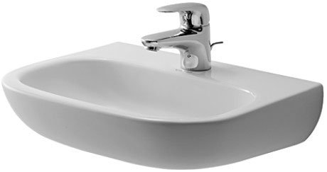 Duravit D-Code Wall Mounted Basin 070745