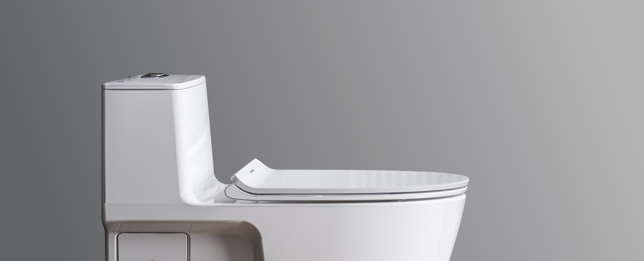 American Standard Acacia SupaSleek One Piece WC