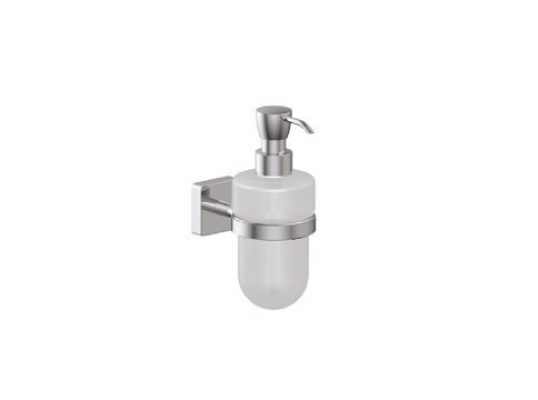 Inda Forum Quadra Wall Mounted Soap Dispenser 30120