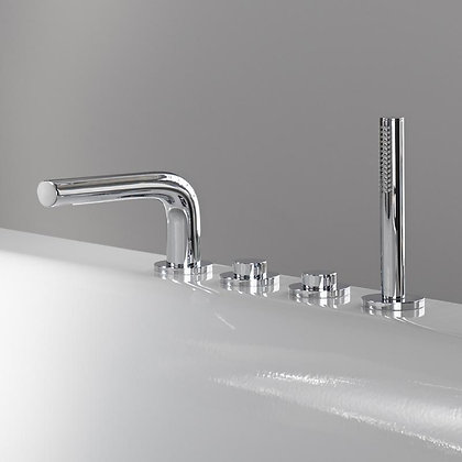 Keuco Edition 400 Deck Mtd Bath Mixer 51530