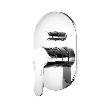 Crestial Vision A Concealed Shower Mixer w/ Diverter - C33942