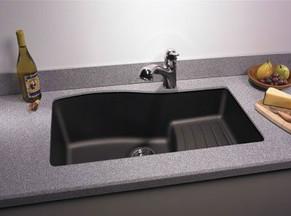Carysil Swan Ascend Granite Sink
