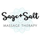 sage + salt logo