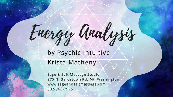 Energetic Analysis' with Krista