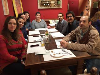Diretoria da AEAESP se reúne com Especialistas em Políticas Públicas