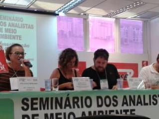 AEAESP participa das discussões sobre a carreira de Analista de Meio Ambiente