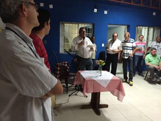 AEAESP participa da posse da nova Diretoria da ASCETESB