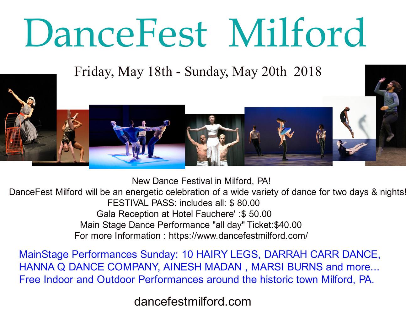 DanceFest Milford 2018