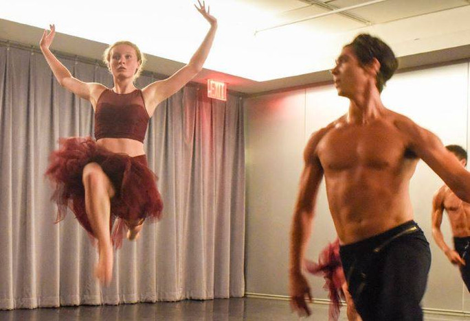 Studio Showing!   Hanna Q Dance Company is inviting you to a Studio Showing at New York Live Arts! Come see my new works, stay and mingle after, at the Wine and Cheese Reception.  Saturday, September 12, 2015 at 7:00pm