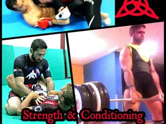 Strength & Conditioning Workshop for BJJ and MMA