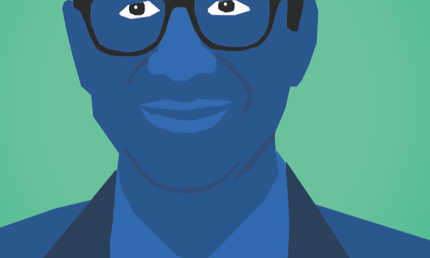 Fred Armisen Portrait
