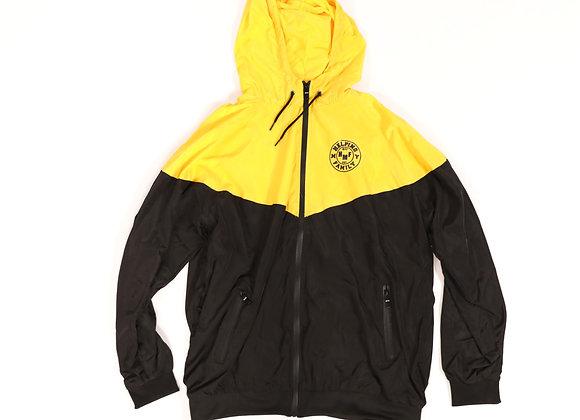 HMF Windbreaker (Black,Yellow)