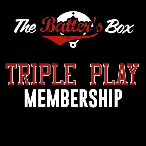 Triple Play Membership