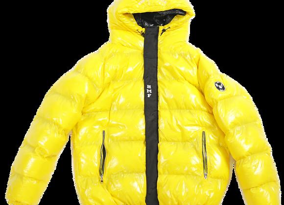 HMF Shine Jacket (Yellow)