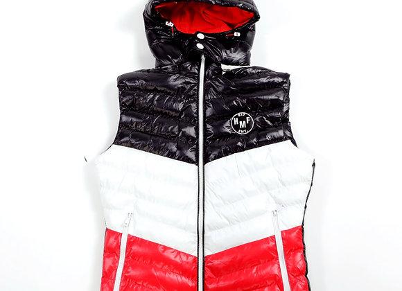 HMF Shine Vest (Black,Red,White)