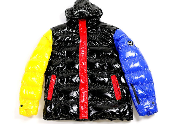 HMF Shine Jacket (Black,Red,Yellow,Blue)