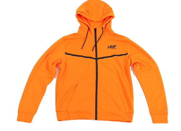 HMF Sweatsuit Zip-Up (Orange)