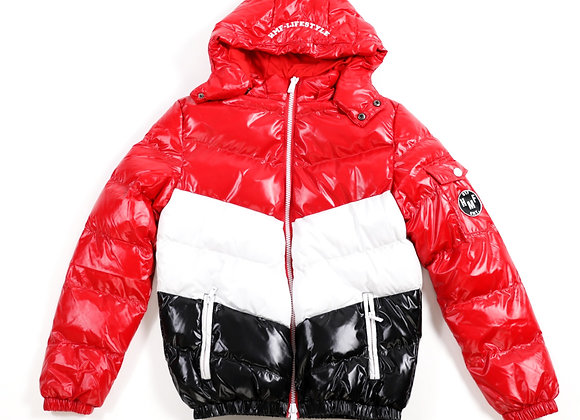 HMF Shine Jacket (Black,Red,White)