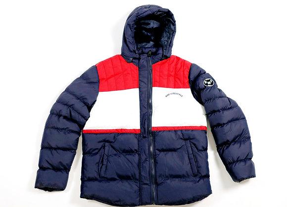 HMF Shine Jacket (Blue,Red,White)