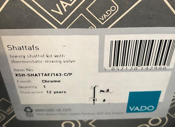 Vado Shattaf kit with thermostatic mixing valve