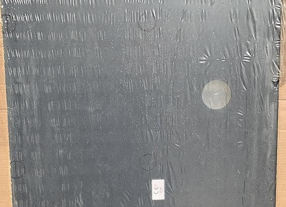 Black Shower Tray 1400 x 900 Ex-Display