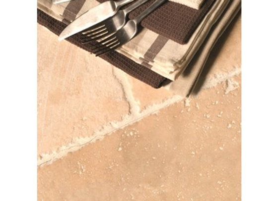 Classic Brushed & Chipped Travertine