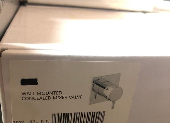 Wall Mounted Concealed Mixer Valve