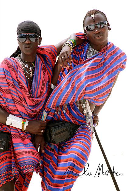 Masai modelos