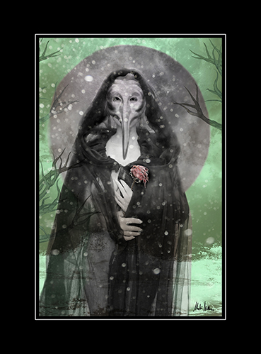 luna llena winter