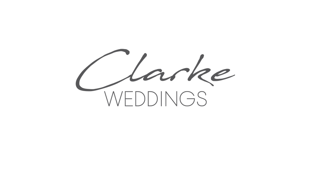Clarke Weddings Logo