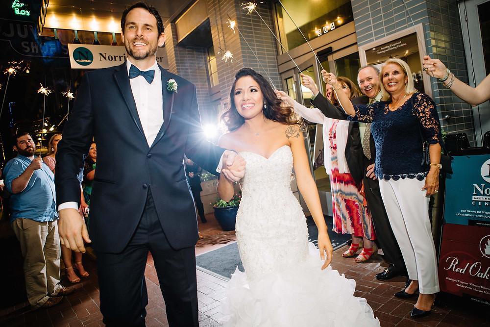 Adam & Danielle Wedding Day