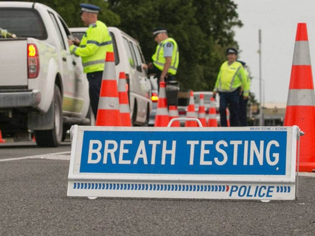 Roadside testing for intoxication just around the corner