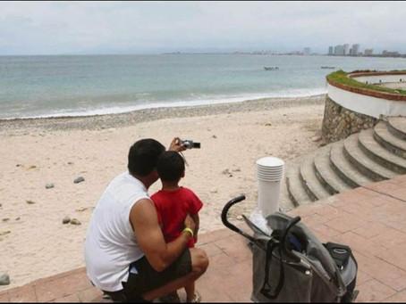 Continúa monitoreo de 10 playas en Puerto Vallarta