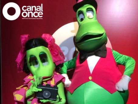 Odisea Burbujas regresa a la televisión mexicana