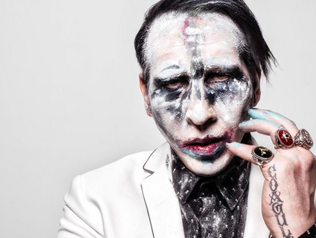 Así reaccionó Marilyn Manson tras la muerte de Charles Manson