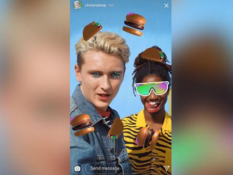 Ya es posible agregar stickers animados a fotos y videos en Instagram