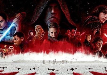 'Star Wars Los últimos Jedi' encabeza la taquilla esta semana