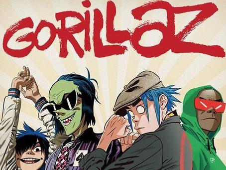 Agotados los boletos para el concierto de Gorillaz en México