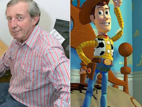 Murió Bud Luckey, diseñador de Woody