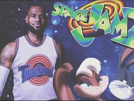"""Space Jam 2"" con LeBron James llegará en 2021"