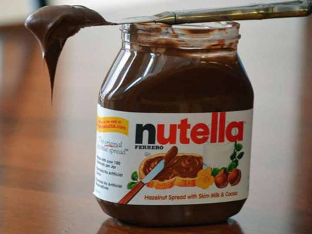 Cambiaron la receta de Nutella y la gente está volviéndose loca