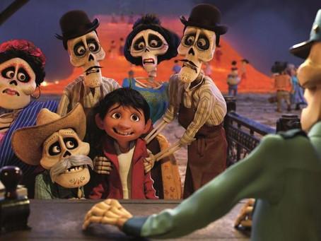 'Coco', nominada al Oscar como mejor película animada